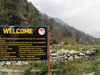Entrance To Annapurna Sanctuary