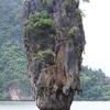 Ko Tapu In The Phang Nga Bay