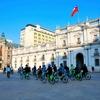 Santiago Afternoon Highlights Bike Tour