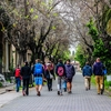 Santiago Morning Offbeat Walking Tour