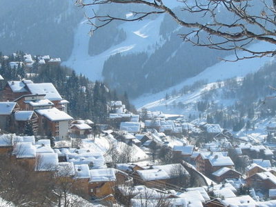 Meribel And Mottaret