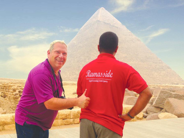 Tour of the Pyramids Photos