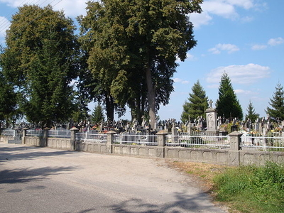 18th Century Cemetery Lubelskie Poland