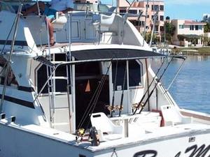 Deap Sea Fishing 38'ft Charter 8 hrs. Photos