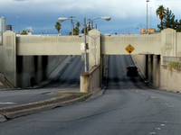 Clark Avenue Railroad Underpass
