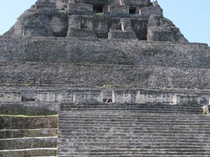 Xunantunich Mayan Ruin Excursion Photos