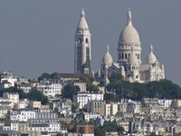 Sacré Coeur - Montmartre District 18