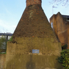 Beehive Kiln Just North Of Pottery Lane