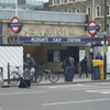 Aldgate East Tube Station