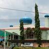 A Mosque In Kuala Penyu.