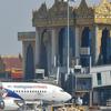 Malaysia Airlines Rangoon