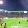 Match In The Stadion An Der Alten Försterei
