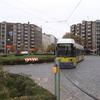 Tram At Bersarinplatz