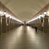Dostoevskaya Station Hall
