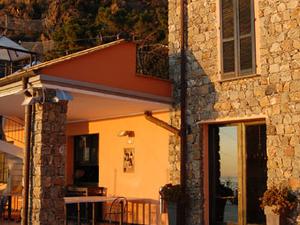 Rist Facciata  La Francesca Resort