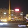 Vosstania Square And Oktyabrskaya Hotel