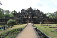 Baphuon - Temple At Angkor