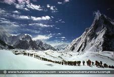 Trekking In Karakoram Pakistan