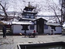 Muktinath Temple View