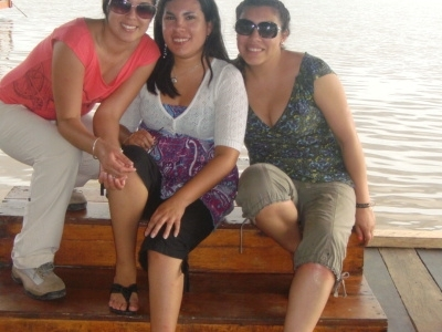 The Staff At The Amazon River