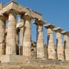 Greek Temple Of Hera, Selinunte, Sicily