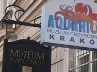 Aquarium and Natural History Museum in Kraków