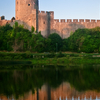 Pembroke Castle, Birthplace Of Henry VII