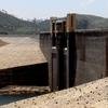 Solaiyar Dam During Early Summer