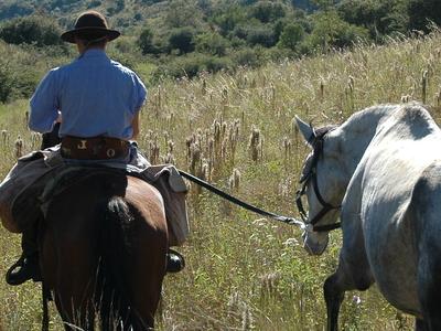 Guacho Lifestyle In The Cordoba Sierras