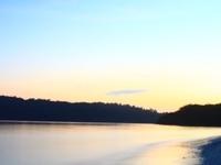 Sunset At Pulo Peucang