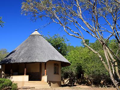 Kruger Park Rondawel