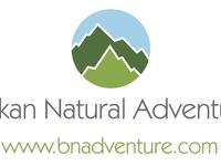 Balkan Natural Adventure Vector Logo 1