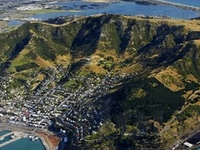Lyttelton Aerial Photo Lg