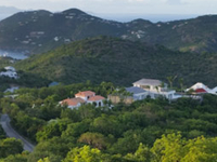 St Barth Whole Island View