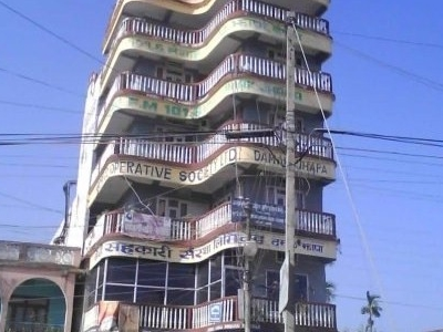Building Of Thana Road