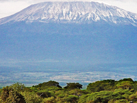 Climb Kilimanjaro the Highest Peak of Africa via Machame Route