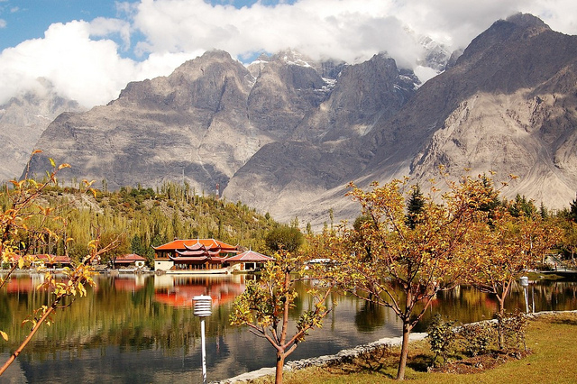 Roof of the World & Hunza Valley Honeymoon Tour of North Pakistan Photos