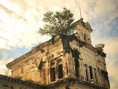 Abandoned Antigua Finca In Granada