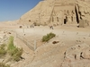 Abu Simbel Temple Site Near Aswan
