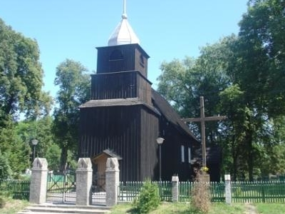 A Church Of St. Ann In Podlesie Kościelne
