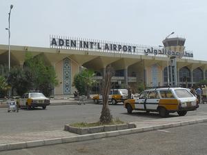 Aden Intl.. Aeropuerto