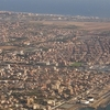 Aerial View Of Fiumicino