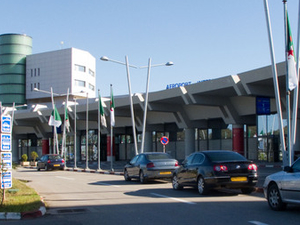 Houari Boumediene Aeropuerto Internacional