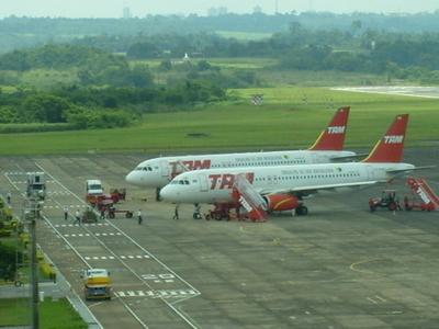 Airport Foz Do Iguacu
