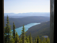 Akokala Lake Trail