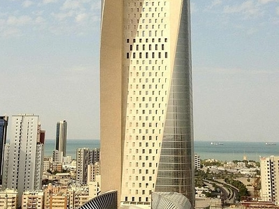 Alhamra  Tower