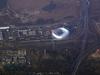 Allianz Arena With Surrounding Area