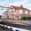 Alvesta Central Station