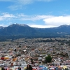 Amecameca With The Sierra Nevada In Background