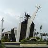 Andres Urdaneta Monument